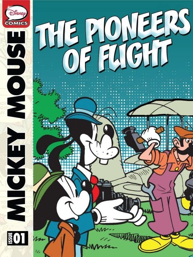 Mickey Mouse and the Pioneers of Flight