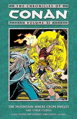 The Chronicles of Conan Vol. 33