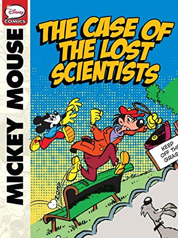 Mickey Mouse and the Case of the Lost Scientists