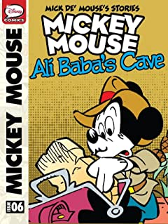 Mick de' Mouse's Stories #6: Mickey Mouse and Ali Baba's Cave