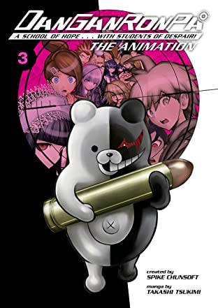 Danganronpa: The Animation Tome 3