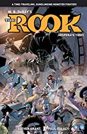 The Rook Vol. 2: Desperate Times