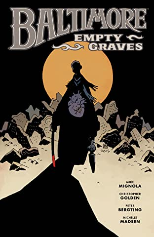 Baltimore Tome 7: Empty Graves