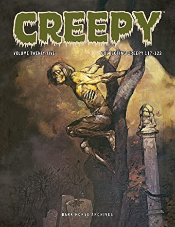 Creepy Archives Vol. 25