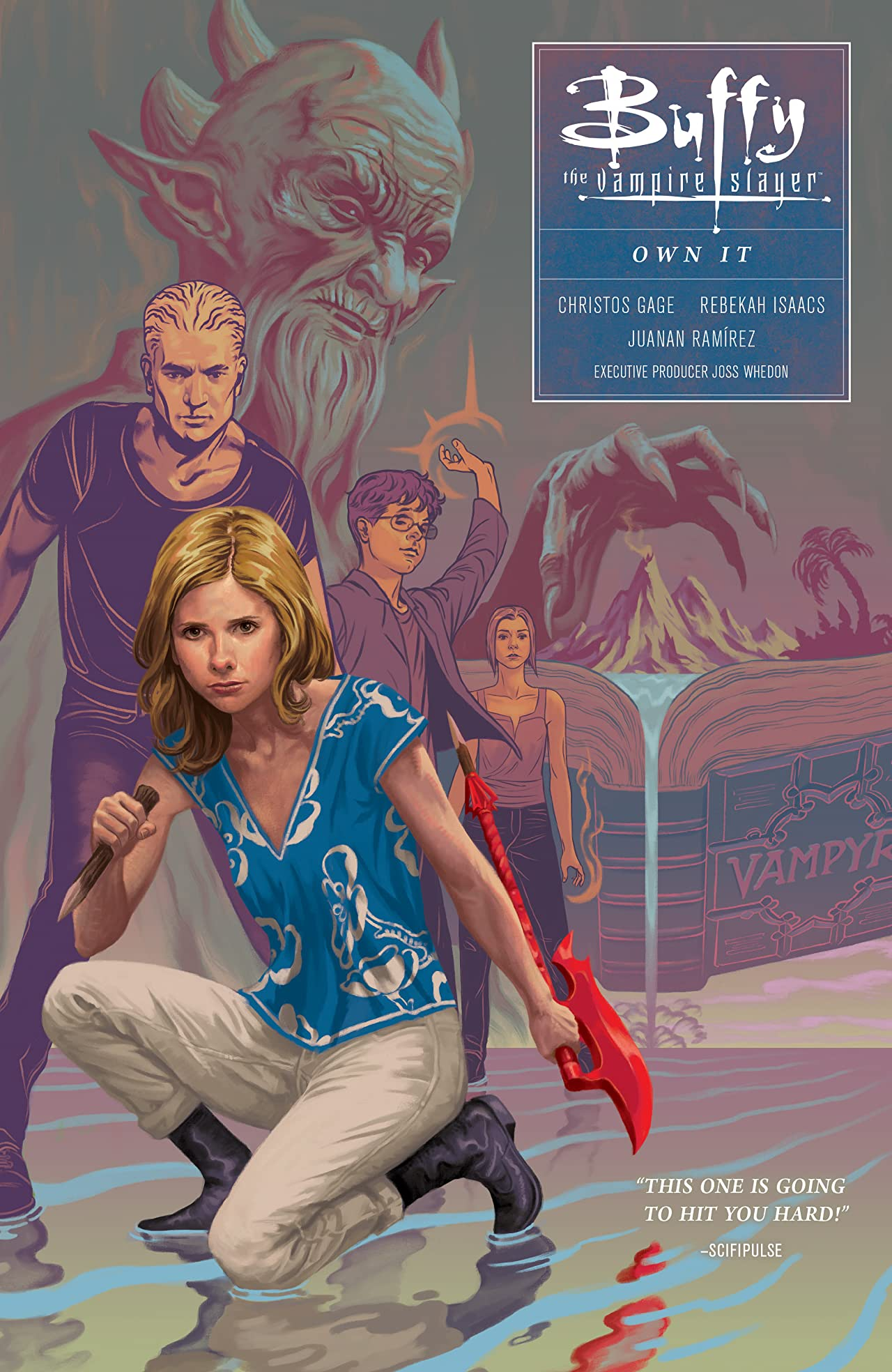 Buffy the Vampire Slayer: Season 10 Vol. 6: Own It