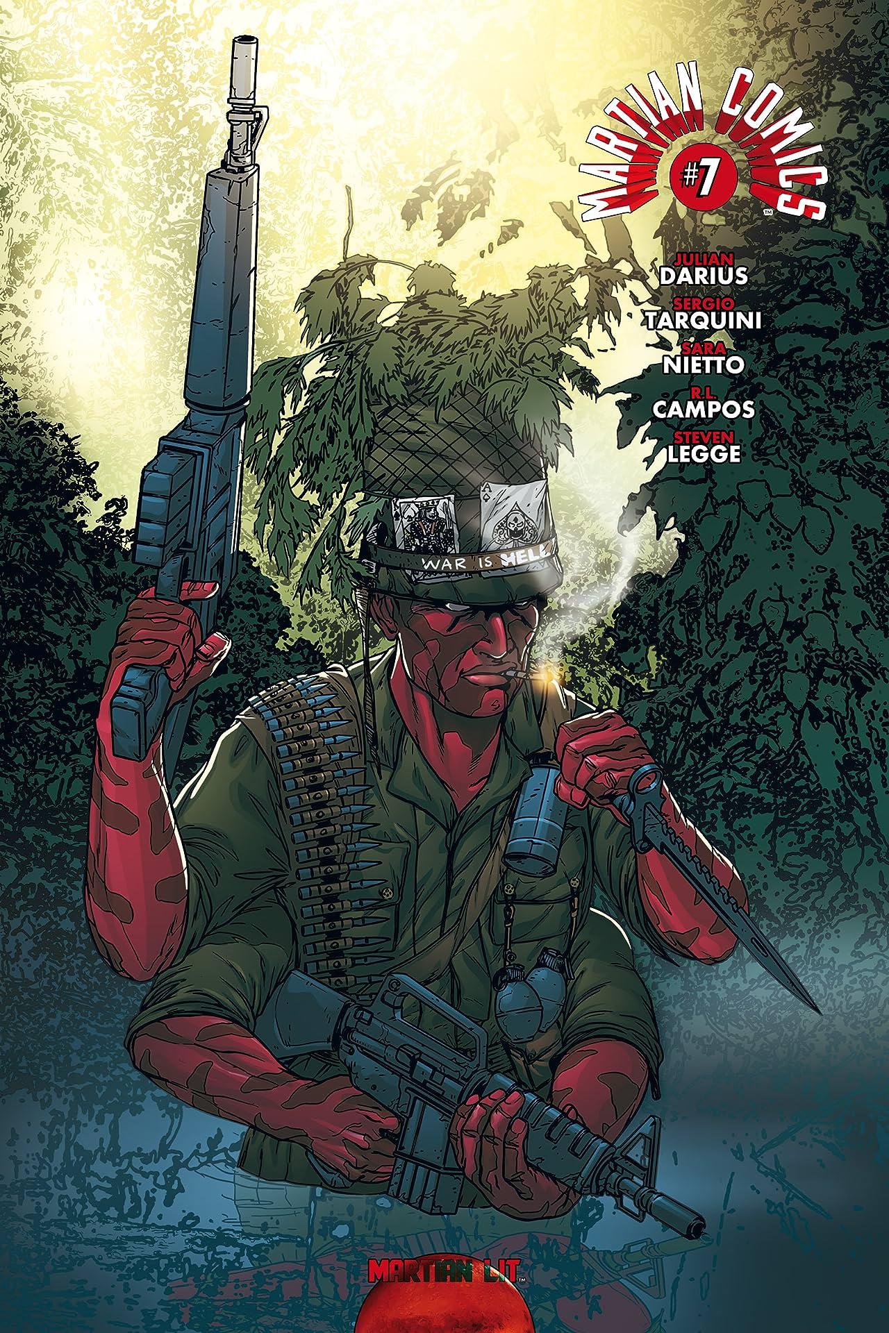 Martian Comics #7