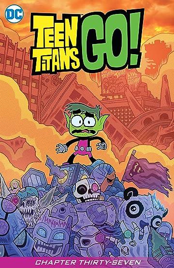 Teen Titans Go! (2013-) #37