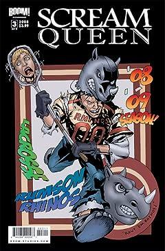 Scream Queen #3 (of 5)