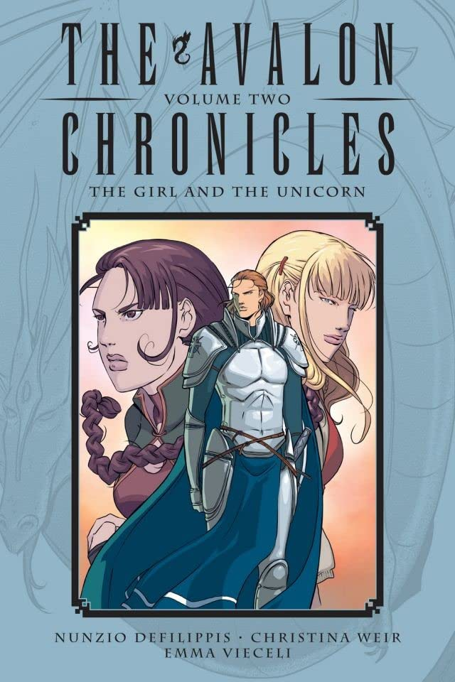 The Avalon Chronicles Vol. 2: Preview