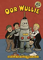Oor Wullie Annual 2016
