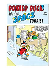 Donald Duck and the Space Tourist