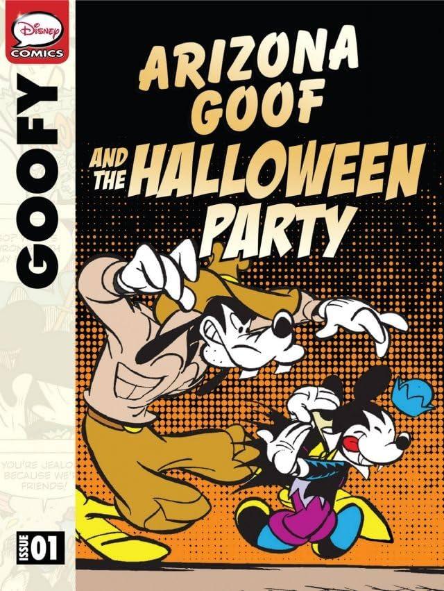 Arizona Goof and the Halloween Party
