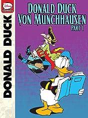 Donald Duck Von Münchhausen #1