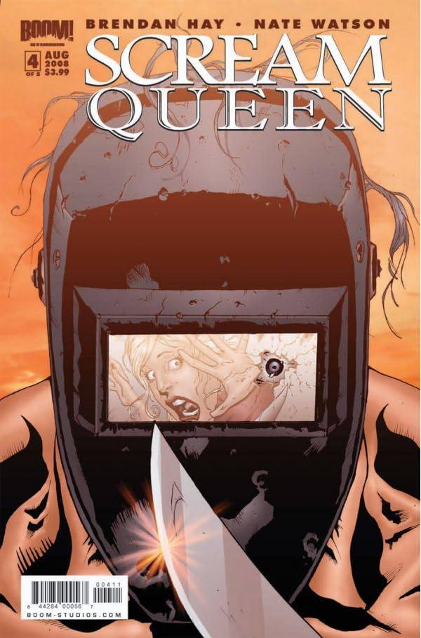 Scream Queen #4 (of 5)