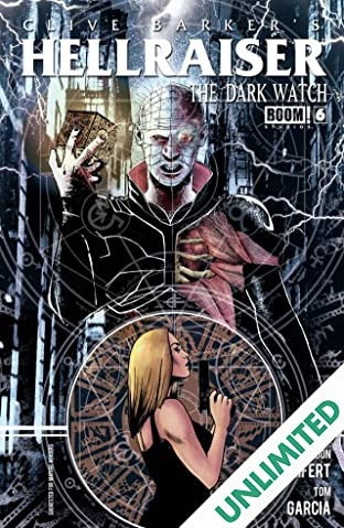 Hellraiser: The Dark Watch #6