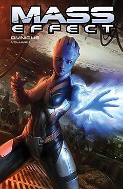 Mass Effect Omnibus Vol. 1