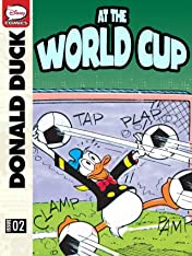 Donald Duck at the World Cup #2