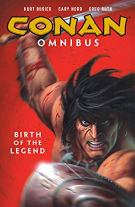 Conan Omnibus Vol. 1: Birth of the Legend