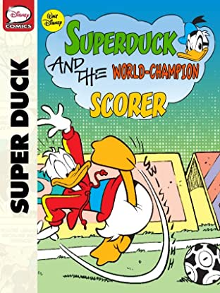 Superduck and the World Champion of Soccer