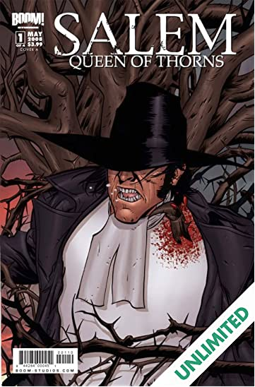 Salem: Queen of Thorns #1 (of 4)