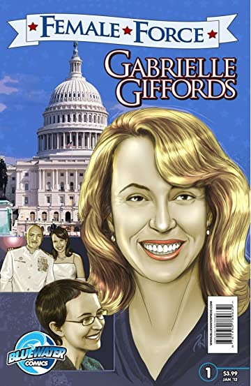 Female Force: Gabrielle Giffords
