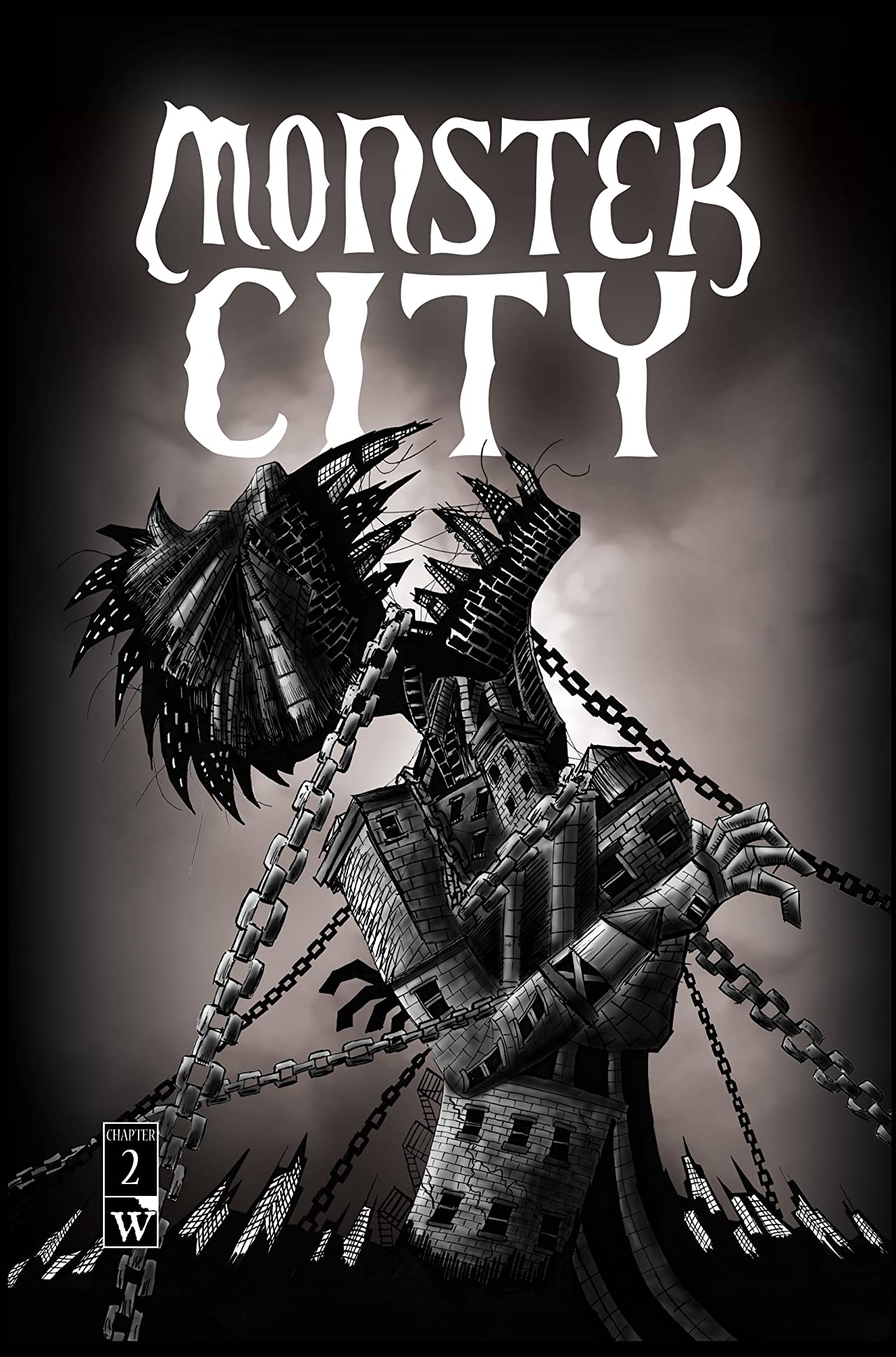 Monster City #2