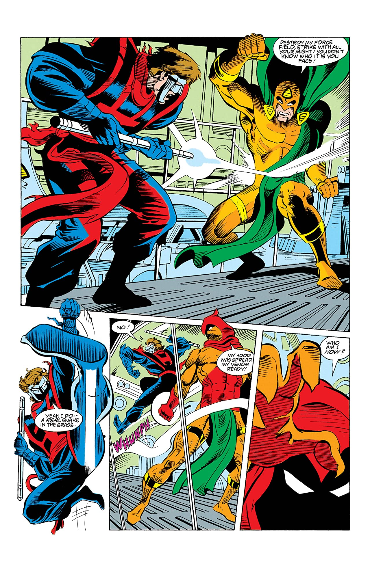 Manhunter (1988-1990) #15