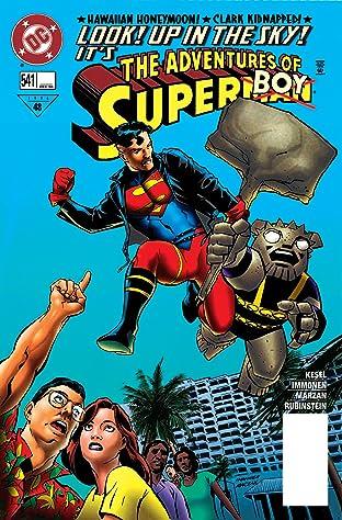 Adventures of Superman (1986-2006) #541