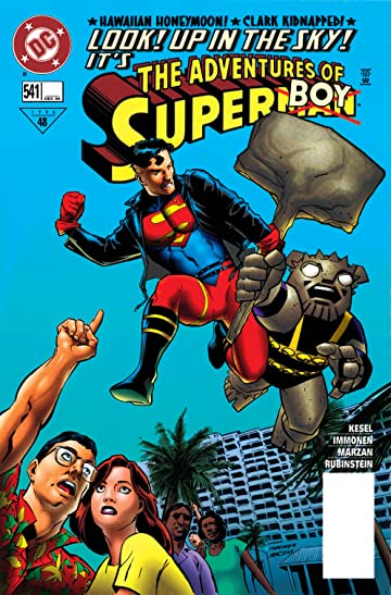 Adventures of Superman (1986-2006) #541