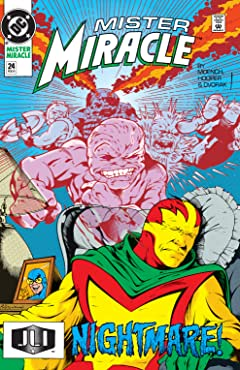Mister Miracle (1989-1991) #24