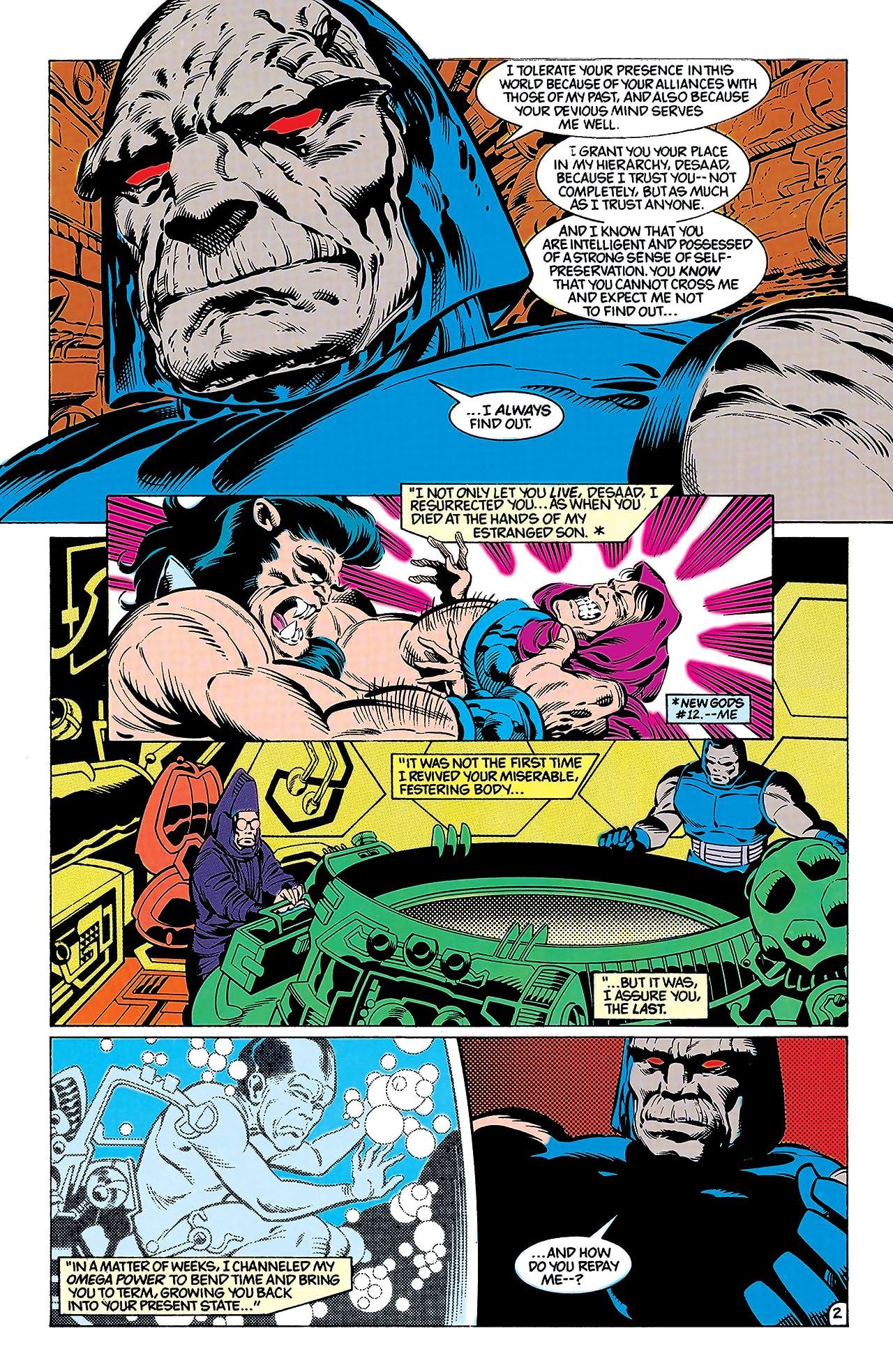 New Gods (1989-1991) #15