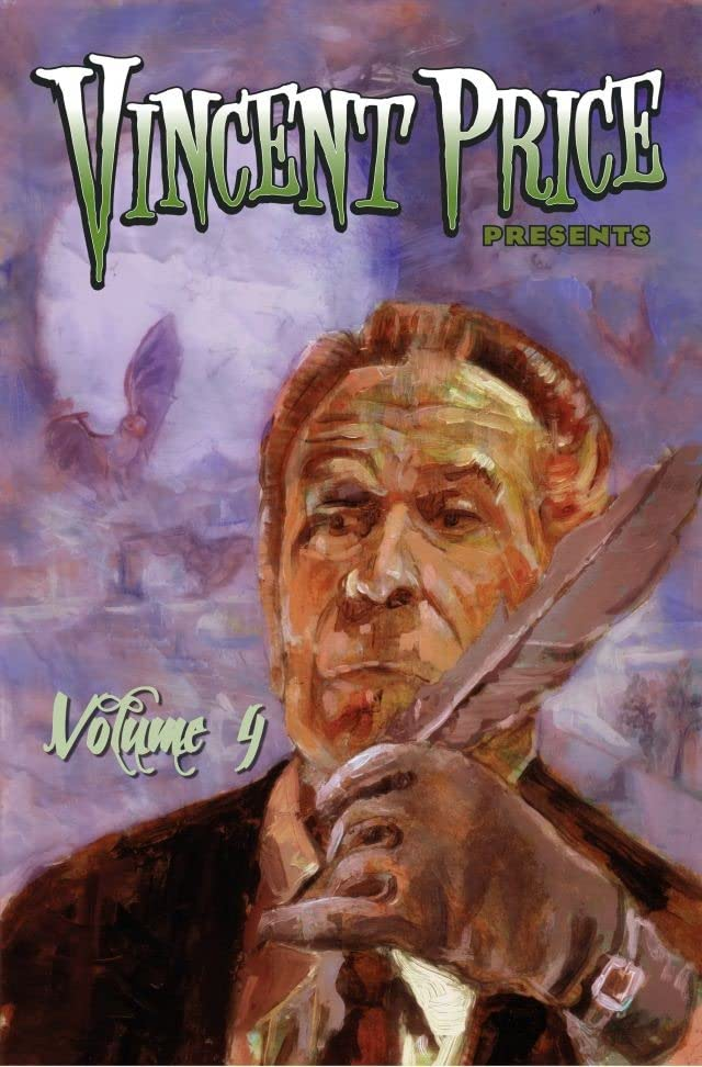 Vincent Price Presents Vol. 4