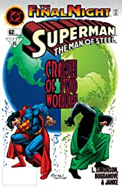 Superman: The Man of Steel (1991-2003) #62
