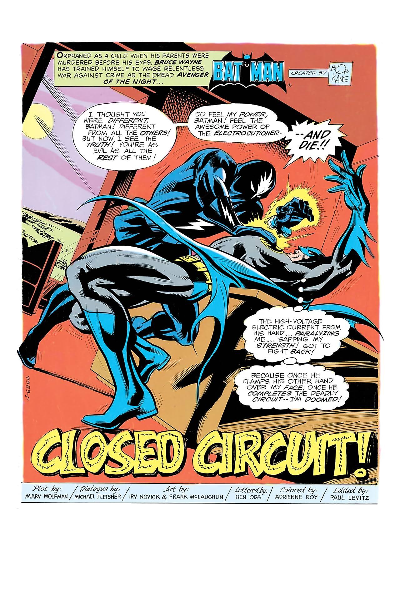 Batman (1940-2011) #331
