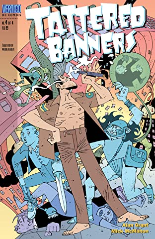 Tattered Banners (1998-1999) #4