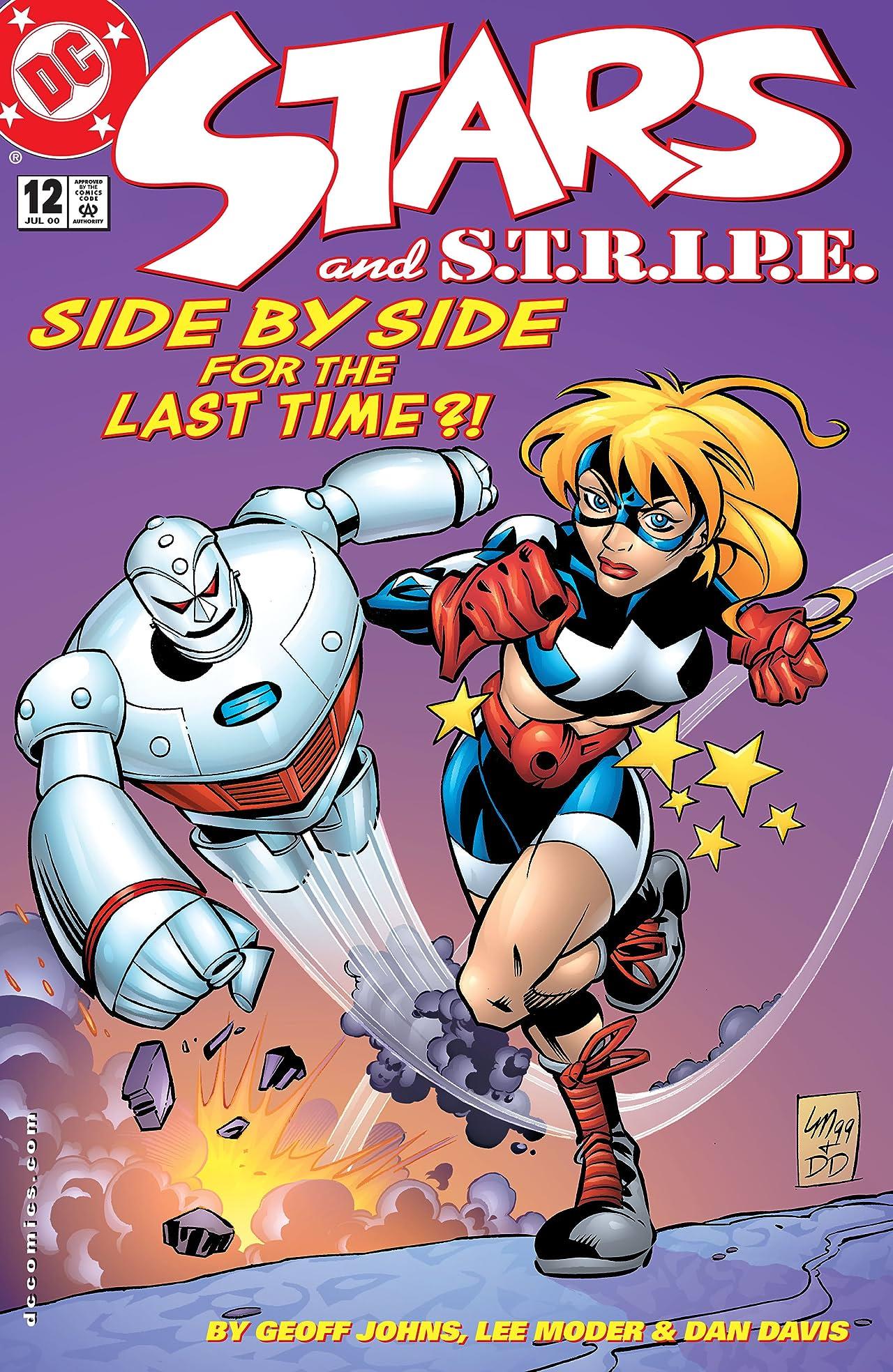 Stars and S.T.R.I.P.E. (1999-2000) #12