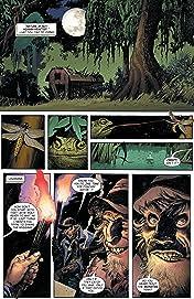 Swamp Thing (2004-2006) #1