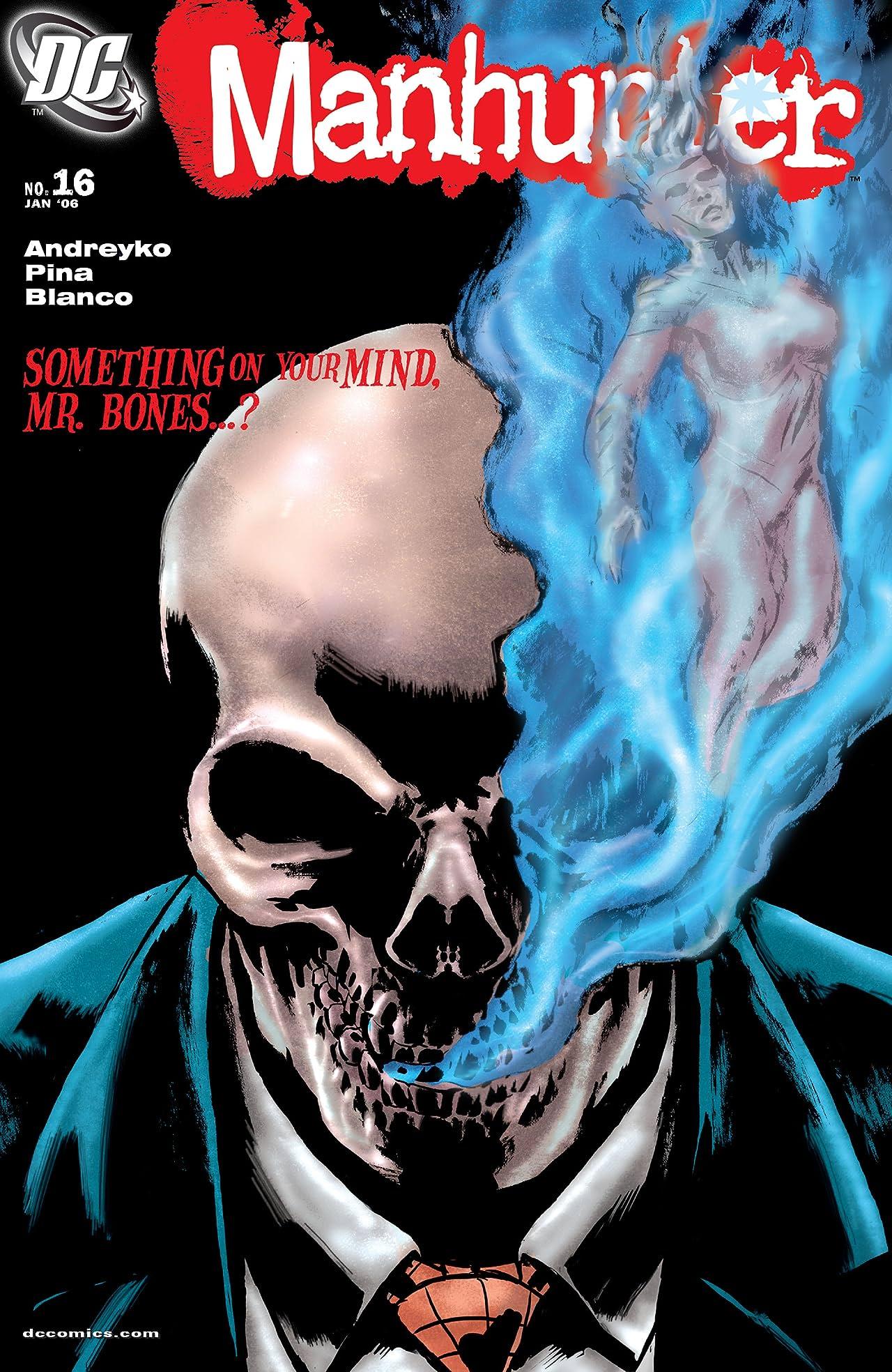 Manhunter (2004-2009) #16