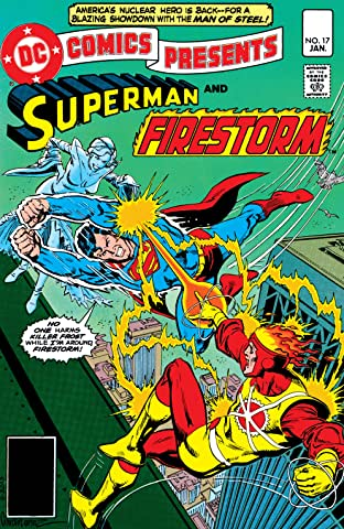DC Comics Presents (1978-1986) No.17
