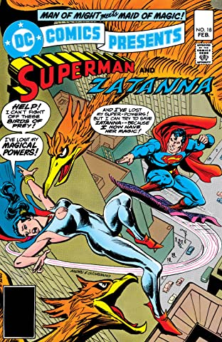 DC Comics Presents (1978-1986) No.18
