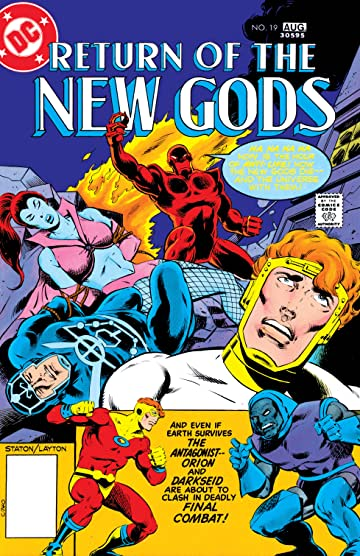 The New Gods (1971-1978) #19