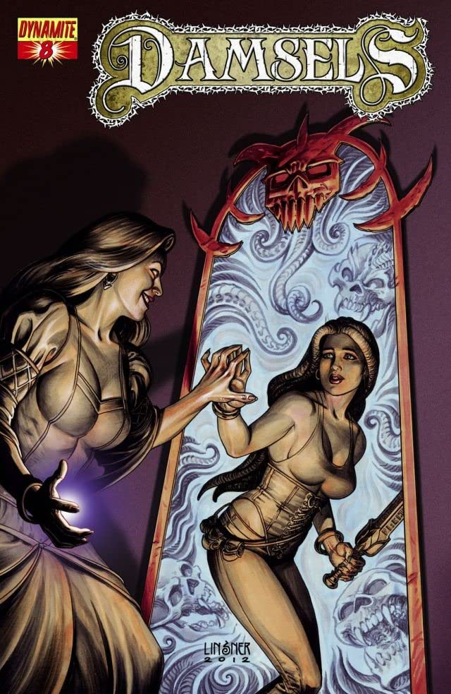 Damsels #8: Digital Exclusive Edition