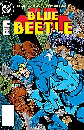 Blue Beetle (1986-1988) No.16