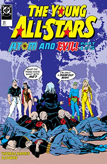 Young All-Stars (1987-1989) #21