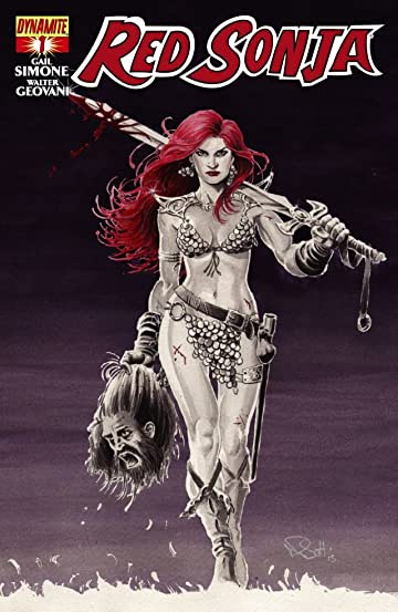Red Sonja #1: Digital Exclusive Edition