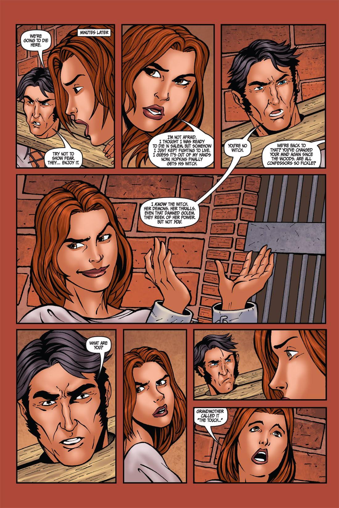 Salem: Queen of Thorns #3 (of 4)