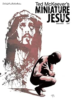 Miniature Jesus #4 (of 5)