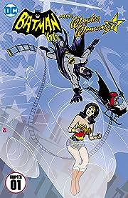 Batman '66 Meets Wonder Woman '77 (2016-2017) #1