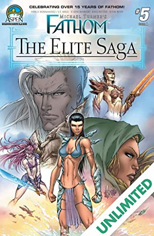 Fathom: The Elite Saga #5