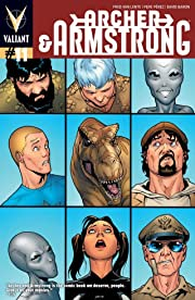Archer & Armstrong (2012- ) No.11: Digital Exclusives Edition